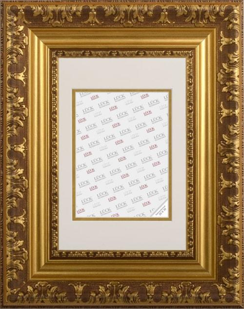 Kunststoffrahmen L726, gold (Galerierahmen)