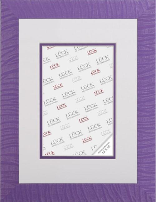 Kunststoffrahmen L485, lila (Wandalbum)